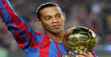 Ronaldinho: The Man, the Myth, the Legend