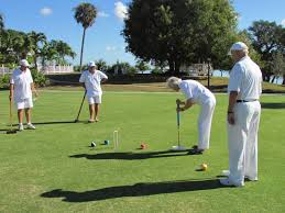Croquet: Is it Dead?