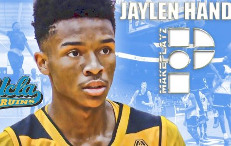 UCLA's Next Star Point Guard: Jaylen Hands