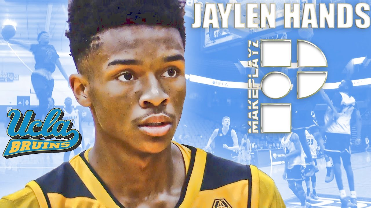 check out 69e73 540bb UCLA's Next Star Point Guard: Jaylen Hands – The Tiger Tribune