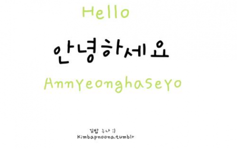 Hello In Korean