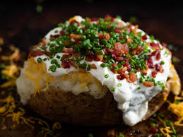 From seriouseats.com, baked potato.
