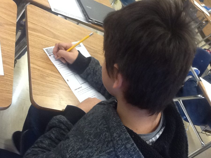6th Grade Students Study Egypt and More