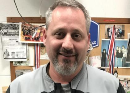 Mr. Fansler Scores at Teaching