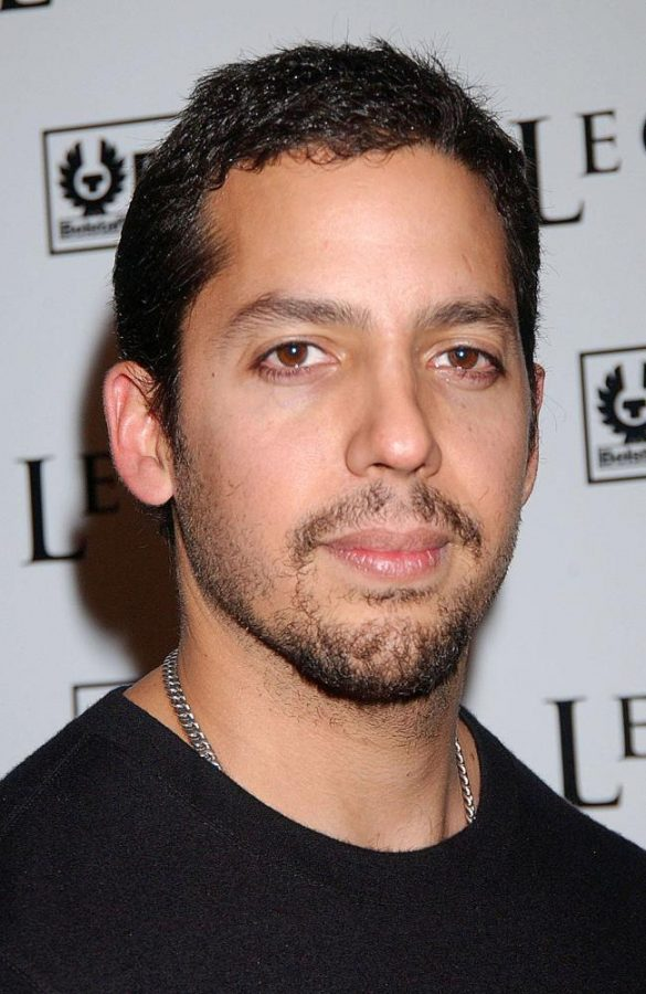 David Blaine at arrivals for Premiere of I AM LEGEND, WAMU Theatre at Madison Square Garden, New York, NY, December 11, 2007. Photo by: Kristin Callahan/Everett Collection