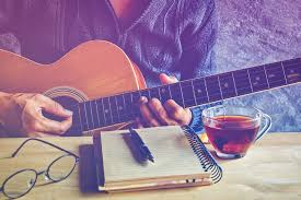My experience with songwriting!