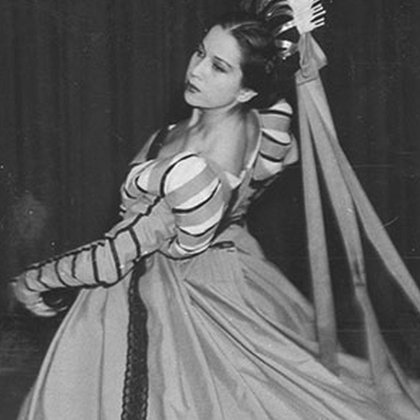 This is Amelia Hernandez she is the one who created Ballet Folkorico