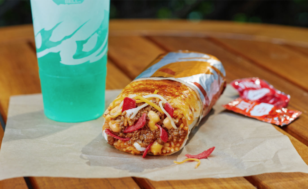 Burritos to get at Taco Bell for below $20