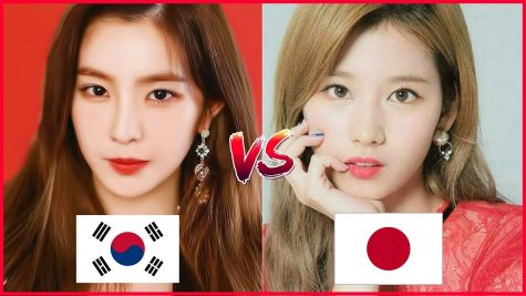 Korean and Japanese beauty standards