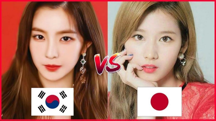 Korean+and+Japanese+beauty+standards