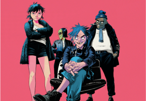 Gorillaz and their music