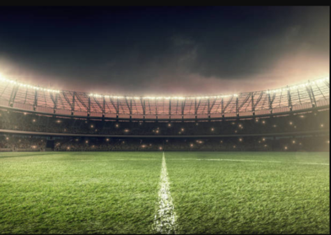 Photo from https://media.istockphoto.com/photos/soccer-field-with-illumination-and-night-sky-picture-id693252158?k=20&m=693252158&s=612x612&w=0&h=H-cairLcoGFvJPz5XoGuaZ8bYF56glskqJHMPCFX-LE=